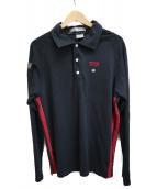 NIKE ACG(ナイキエーシージ)の古着「スタンドカラーシャツ」|ブラック