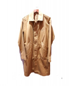Dulcamara(ドゥルカマラ)の古着「チノチノ・ステンカラーコート」|MUSTARD