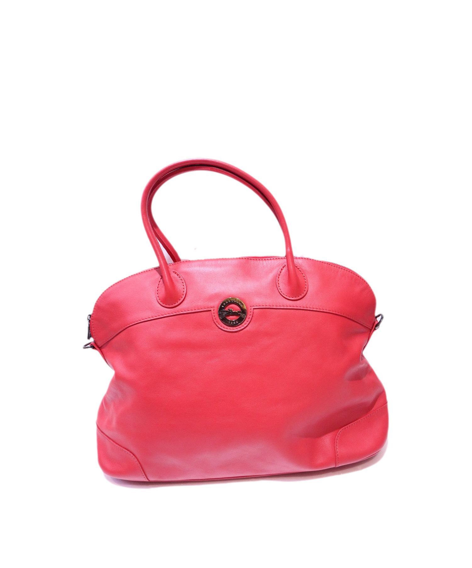 buy popular 22900 bc26e [中古]LONGCHAMP(ロンシャン)のレディース バッグ 2WAYトートバッグ