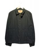 SUGAR CANE(シュガーケーン)の古着「COTTON SPORT JACKET ジャケット」|ブラック