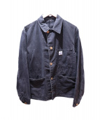 TENDERLOIN(テンダーロイン)の古着「カバーオール」 ブラック