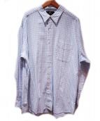 RRL(ダブルアールエル)の古着「長袖シャツ」|ブルー