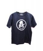 fragment design(フラグメントデザイン)の古着「コラボTシャツ」|ブラック