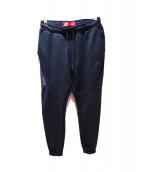 NIKE(ナイキ)の古着「テックフリースパンツ」|ブラック