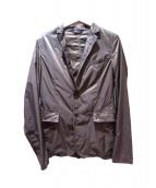 JIL SANDER(ジルサンダー)の古着「ナイロンジャケット」|オリーブ