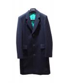 Paul Smith(ポールスミス)の古着「チェスターコート」|ブラック