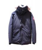 CANADA GOOSE(カナダグース)の古着「JASPER」|ブラック