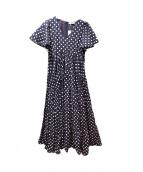 MARIHA(マリハ)の古着「エンジェルのドレス」 ブラック