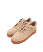 NIKE(ナイキ)の古着「AIR FORCE 1 07 LV8 SUEDE」|ベージュ