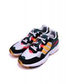 adidas(アディダス)の古着「ローカットスニーカー adidas yung-96」|グリーン×ホワイト