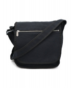 marimekko(マリメッコ)の古着「ショルダーバッグ」|ブラック