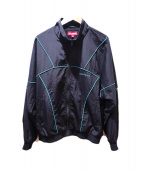 Supreme(シュプリーム)の古着「Piping Track Jacket」|ブラック