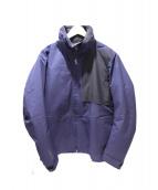 NikeLab(ナイキラボ)の古着「Gore-Texシステムジャケット」 ネイビー