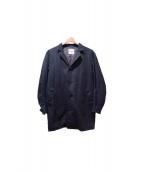 TASS STANDARD(タススタンダード)の古着「チェスターコート」|ブラック