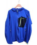 MARMOT(マーモット)の古着「Cosmic Stretch Jacket」|ブルー