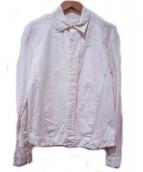 JULIUS(ユリウス)の古着「シームドシャツ」|ホワイト