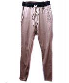 FOG ESSENTIALS(フェアオブゴット エッセンシャル)の古着「ジョガーパンツ」|ベージュ