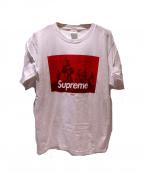 Supreme×Undercover(シュプリーム×アンダーカバー)の古着「Seven Samurai Tee」|ホワイト