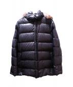 DUVETICA(デュベティカ)の古着「ダウンジャケット」|ブラック
