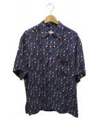 BRIONI(ブリオーニ)の古着「シャツ」|ネイビー