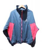 FLAGSTUFF(フラッグスタッフ)の古着「NYLON BLOUSON」|ブルー