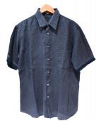 YS for men(ワイズフォーメン)の古着「半袖シャツ」|ブラック