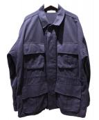 LIVING CONCEPT(リビングコンセプト)の古着「ジャケット」|ブラック