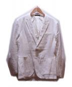 EMPORIO ARMANI(エンポリオアルマーニ)の古着「テーラードジャケット」|ホワイト