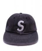 Supreme(シュプリーム)の古着「S LOGO CAP」|グレー