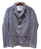 SCYEBASICS(サイベーシックス)の古着「カバーオール」|インディゴ