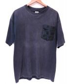 CHROME HEARTS(クロムハーツ)の古着「ポケットTシャツ」|グレー