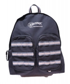 EASTPAK(イーストパック)の古着「doublr backpack」|ブラック