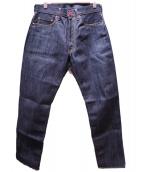 CUNE(キューン)の古着「デニムパンツ」 ブラック