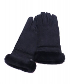 UGG(アグ)の古着「SEAMED TECH GLOVE」|ブラック