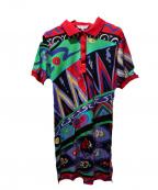LEONARD SPORT(レオナールスポーツ)の古着「ポロシャツ」|マルチカラー
