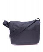 Supreme(シュプリーム)の古着「SMALL Messenger Bag」|ブラック