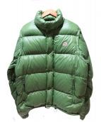 MONCLER(モンクレール)の古着「ダウンジャケット」|グリーン