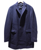 POLO RALPH LAUREN(ポロ・ラルフローレン)の古着「チェスターコート」|ネイビー