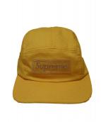 SUPREME(シュプリーム)の古着「キャップ」|イエロー