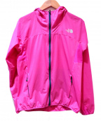 THE NORTH FACE()の古着「スワローテイル ベント フーディー」|ショッキングピンク