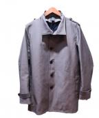 LANVIN en Bleu(ランバンオンブルー)の古着「ライナー付コート」 グレー