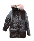 SPIEWAK(スピワック)の古着「N-3Bタイプコート」|グリーン