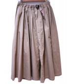 GRAMICCI(グラミチ)の古着「ロングスカート」 ベージュ