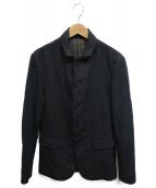 ALL SAINTS(オールセインツ)の古着「シャツジャケット」|ブラック