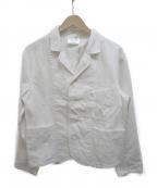 Yarmo(ヤーモ)の古着「コットンジャケット」 ホワイト
