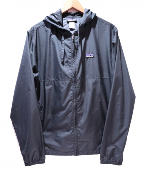 Patagonia(パタゴニア)Patagonia (パタゴニア) Light & Variable Hoody ブラック サイズ:Sの古着・服飾アイテム