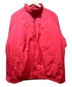 VAINL ARCHIVE(バイナルアーカイブ)の古着「中綿ジャケット」|レッド