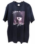 Supreme(シュプリーム)の古着「Mary J.Blige Tee」|ブラック