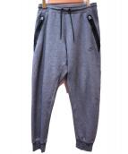 NIKELAB(ナイキラボ)の古着「テックフリースパンツ」|グレー