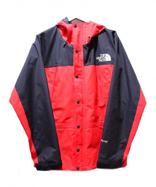 THE NORTH FACE(ザノースフェイス)THE NORTH FACE (ザノースフェイス) Mountain Light Jacket レッド サイズ:L NP11834の古着・服飾アイテム